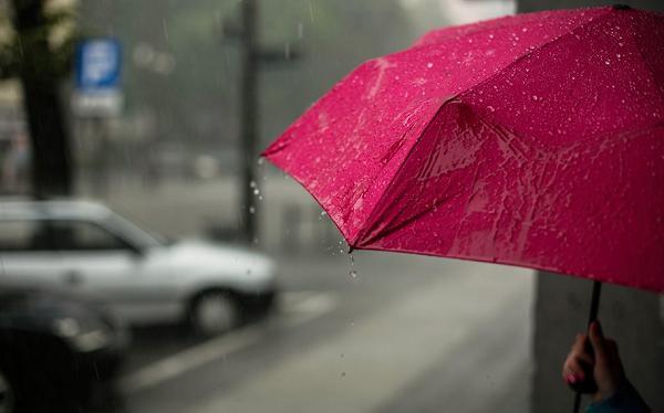 Hebrew English rain
